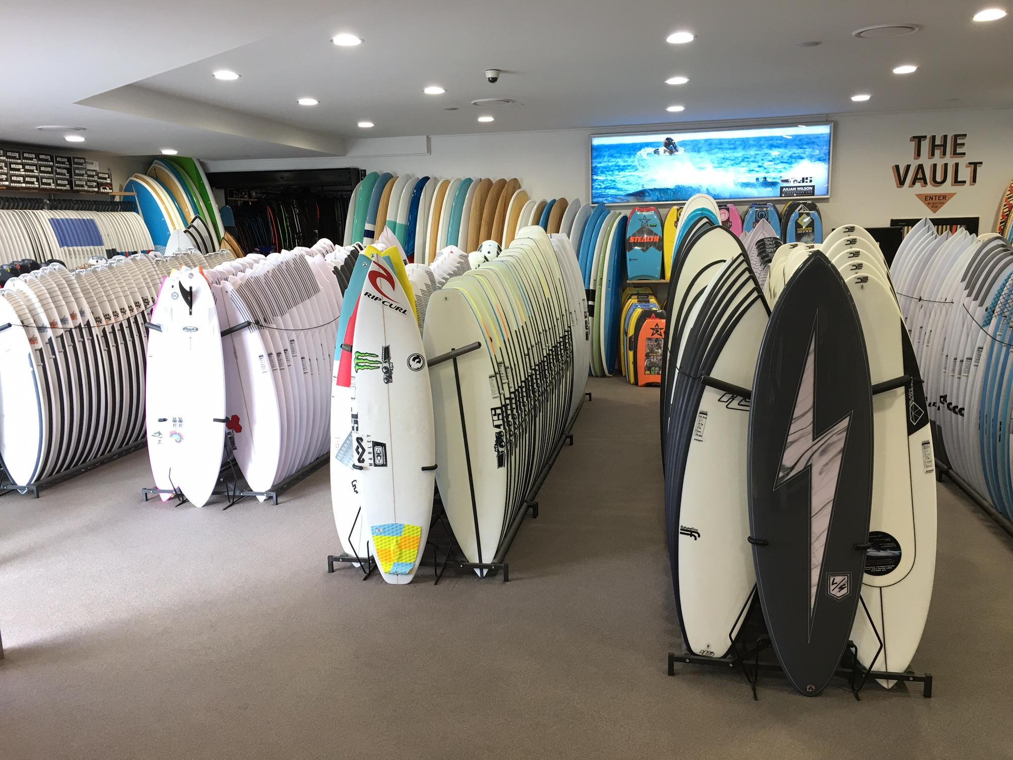 SANBAH SURF SHOP